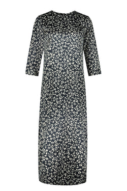MARGOT SILK MIDI DRESS