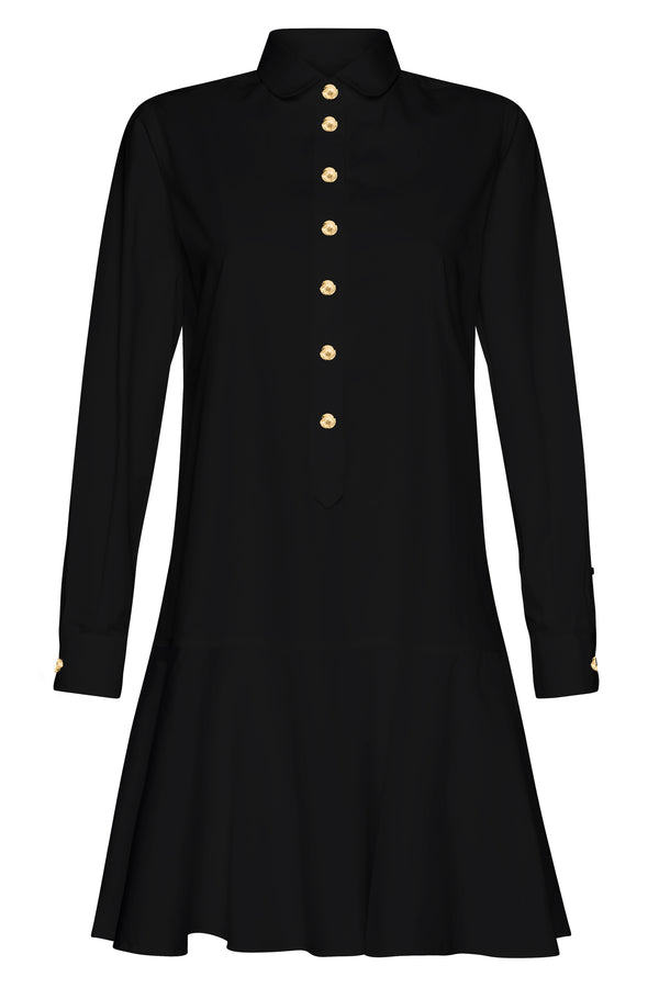 Roxy Black Tencel Dress