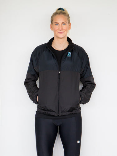 Bronze Off Court Jacket
