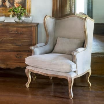 Farmers Wingback Chair