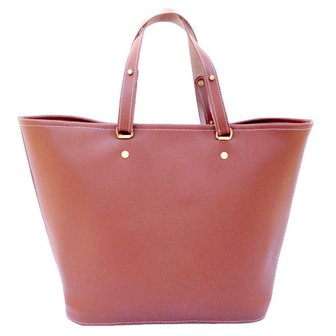 Picture of Venus Tote in London Tan Leather by Sage Luxury