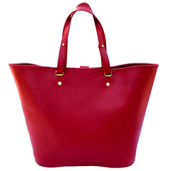 Venus in Cherry Leather by Sage Luxury