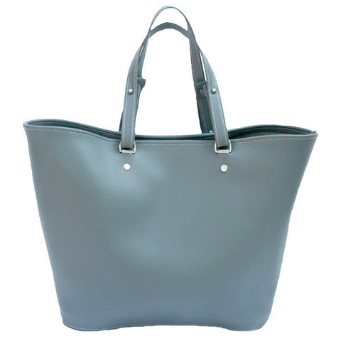 Picture of Venus Tote in Slate Leather by Sage Luxury