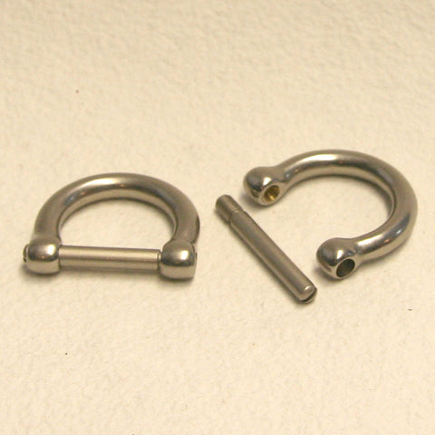 Picture of Removable D-Rings  - 100 Units