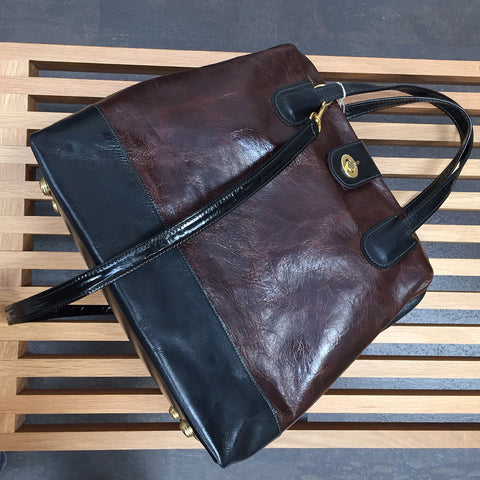 Picture of Marco in Espresso & Licorice Leather