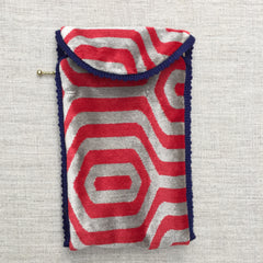Circular Knitting Needle Case in Marcie