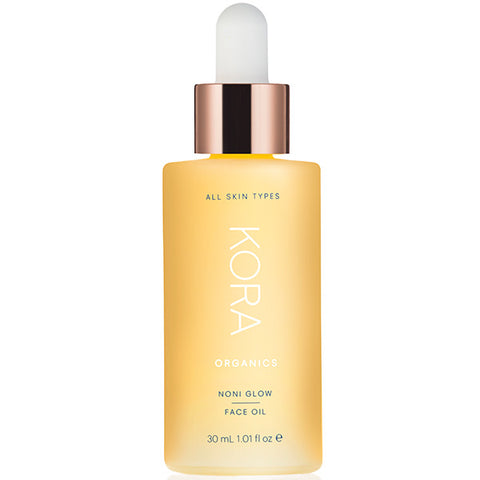 KORA Organics Noni Glow Face Oil, 30ml - for radiant, hydrated & glowing skin