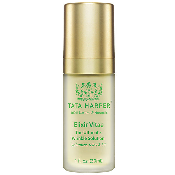 Tata Harper ELIXIR VITAE SERUM, 30ml - a no-tox approach to wrinkles, the ultimate alternative to injected anti-ageing treatments