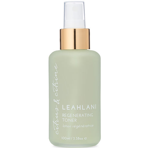 Leahlani Skincare CITRUS AND CITRINE, 100ml - ideal for oily, acne prone or mature skin