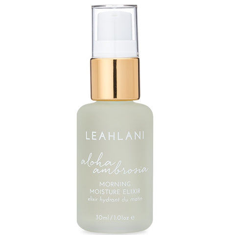 Leahlani Skincare ALOHA AMBROSIA Morning Moisture Elixir, 30ml - face oil