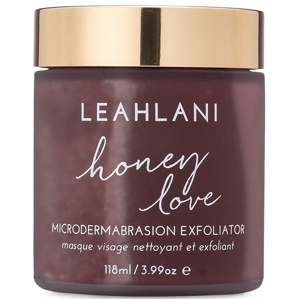 Leahlani Skincare HONEY LOVE 3-IN-1, 118ml - exfoliator & mask - alice&white sthlm