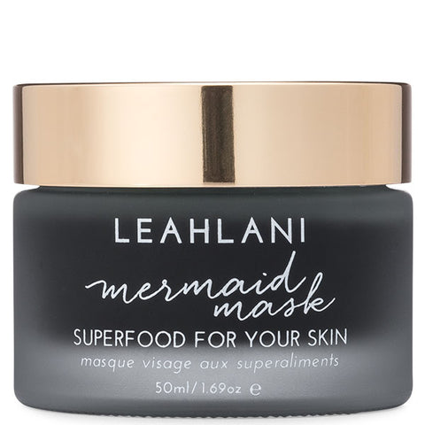 Leahlani Skincare MERMAID MASK, 50ml -  superfood & algae purifying magic for your ultimate glow