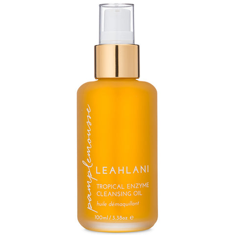 Leahlani Skincare PAMPLEMOUSSE Tropical Enzyme Cleansing Oil, 100ml