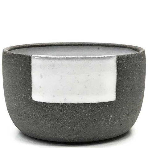 Bodhi & Birch Alchemy Bowl SLATE - hand-made bowl to blend face mask