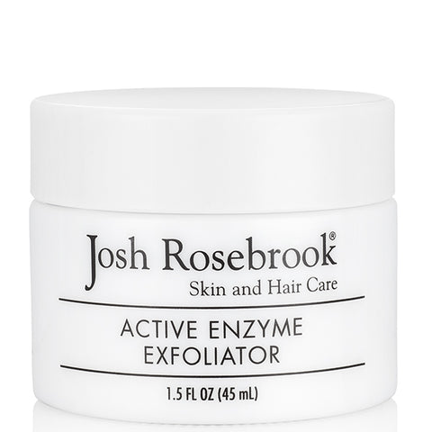 Josh Rosebrook ACTIVE ENZYME EXFOLIATOR, 45ml - exfoliating face mask