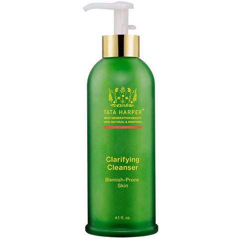 Tata Harper CLARIFYING CLEANSER, 125ml - blemish & oil control face wash