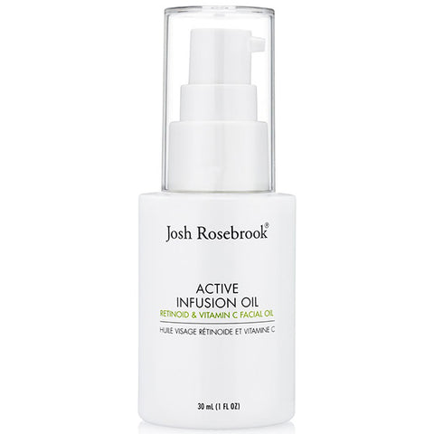 Josh Rosebrook ACTIVE INFUSION OIL, 30ml - Retinoid + Vitamin C face oil
