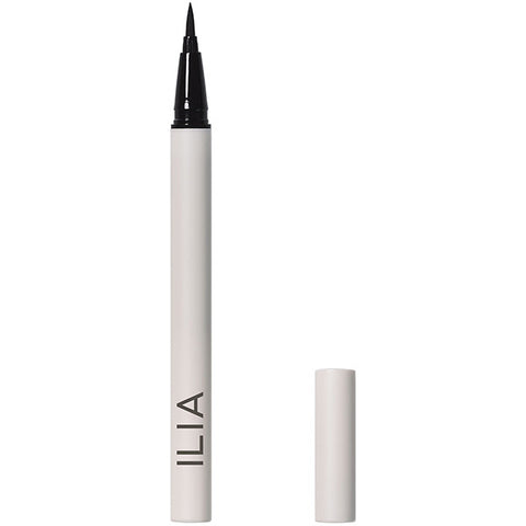 ILIA Clean Line Liquid Liner MIDNIGHT EXPRESS, 0.55ml - black - water resistant - alice&white sthlm