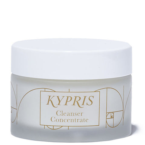 Kypris Cleanser Concentrate, 46ml -  super gentle wash-off cream w/Moringa, wildcrafted Prickly Pear & probiotics