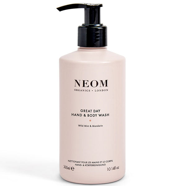 Neom Organics Great Day Hand & Body Wash - alice&white Sthlm