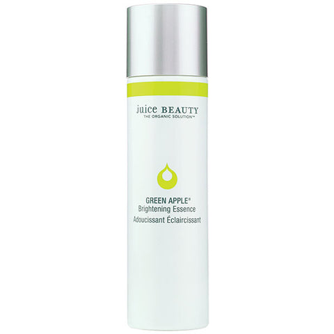 Juice Beauty GREEN APPLE Brightening Essence, 120ml - treats hyperpigmentation on sensitive skin