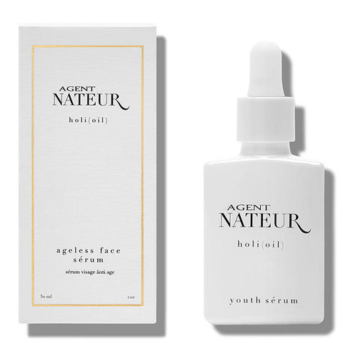 Agent Nateur holi (oil) Refining Ageless Face Serum, 30ml