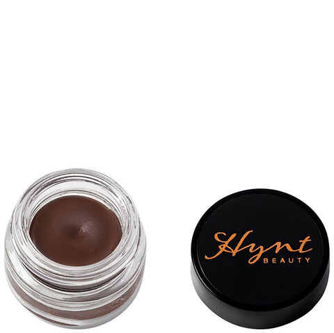 Hynt Beauty Eyebrow Definer (Cream to Powder) 3gr - Espresso - organic & vegan, long lasting, water resistant, helps new hair to grow