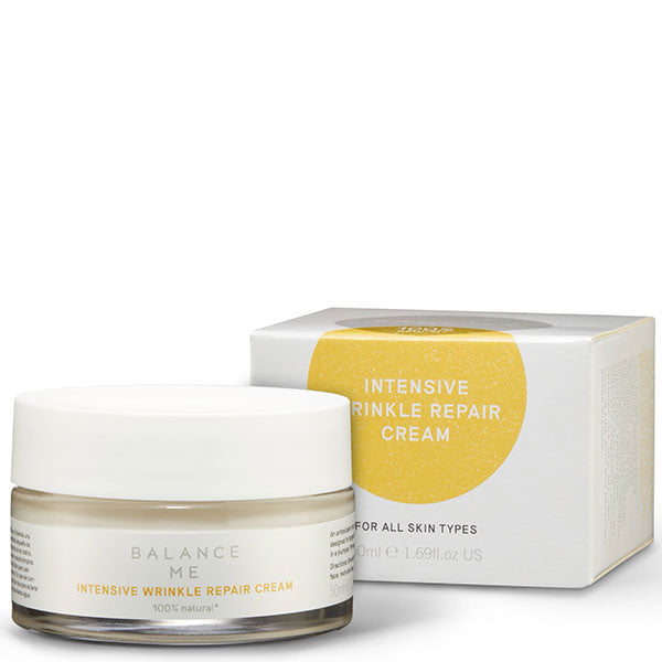 Balance Me Intensive Wrinkle Repair Cream, 50ml - collagen-boosting - alice&white sthlm