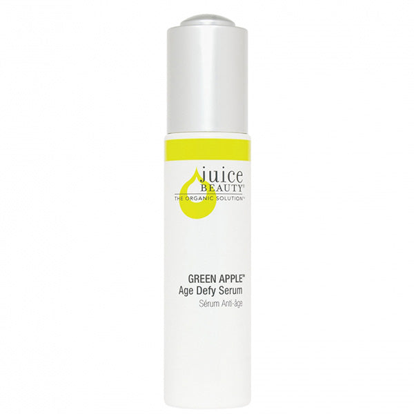 Juice Beauty GREEN APPLE Age Defy Serum, 30ml - visibly reduce & correct the appearance of dark spots & discoloration with an age-defying cocktail of alpha lipoic acid, peptides, CoQ10 & Vitamin C
