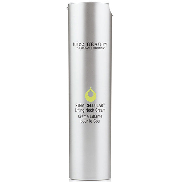 Juice Beauty STEM CELLULAR Lifting Neck Cream, 50ml - lifts & tones neck, profile & V-zone, reduces wrinkles w/peptides & algae
