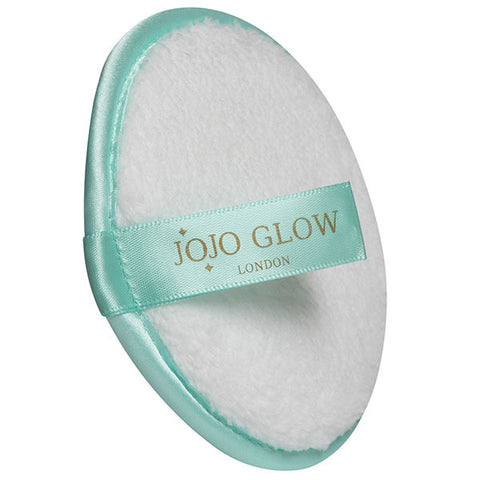 Jojo GLOW Luxury Microfibre Cleansing Pads - pack of 3 - sustainably removes makeup & face care products