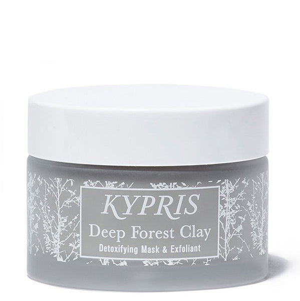 Kypris Deep Forest Clay, 46ml - forest, earth & sea combine to clarify, brighten, soften, smooth & exfoliate face mask - alice&white sthlm