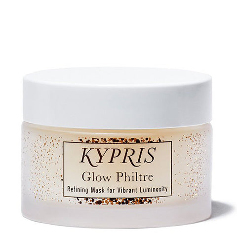 Kypris Glow Philtre, 46ml - refining prep face mask for vibrant luminocity w/algae, neroli & pomegranate enzymes