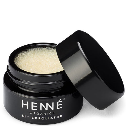 HENNÉ Organics  Lavender Mint Exfoliator, 10ml - plumping & soothing