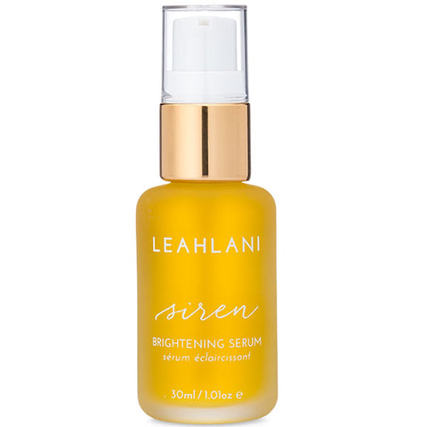 Leahlani Skincare SIREN Serum, 30ml - face oil for a radiant complexion & even skin tone - alice&white sthlm