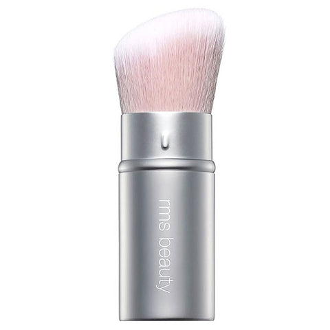 RMS Beauty Luminizing Powder Retractable Brush - to apply RMS Beauty Luminizing Powder or any pressed highlighter