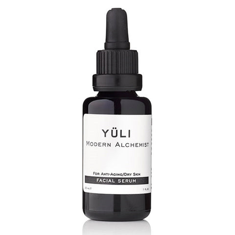 YÜLI Modern Alchemist Serum, 30ml- an intensive anti-aging & ultimate hydration oil concentrate for normal/dry or mature skin w/27 potent, bioactibe botanicals & bio-retinol complex to accelerate collagen production