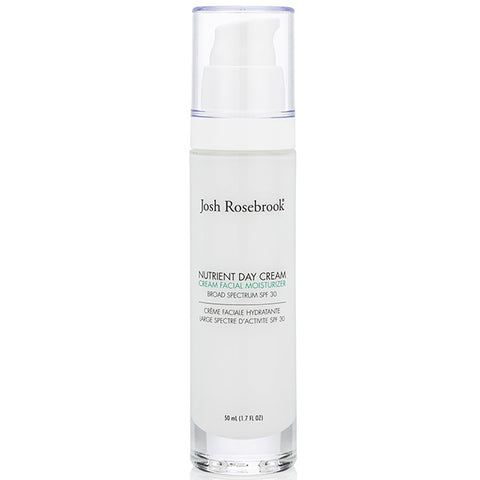 Josh Rosebrook NUTRIENT DAY CREAM SPF30, 50ml - multi-action day cream