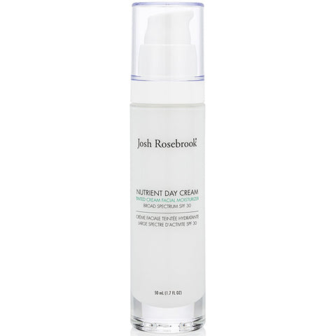 Josh Rosebrook NUTRIENT DAY CREAM - TINTED SPF30, 50ml - multi-action day cream