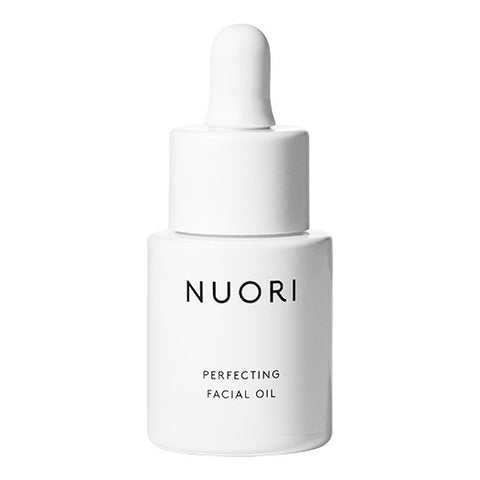 NUORI Perfecting Facial Oil, 20ml - nourishing & regenerating Vitamin E+Omega 3+6 - alice&white sthlm