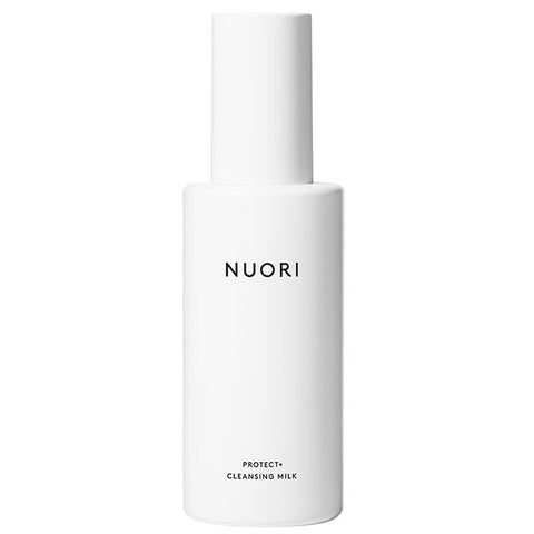 NUORI Protect+ Cleansing Milk, 150ml - nourishing & soothing bioactivated blend, prevents collagen breakdown & inflammation - alice&white sthlm