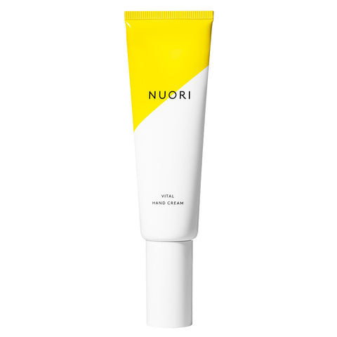 NUORI Vital Hand Cream, 50ml - hydrating & restorative antioxidant protection