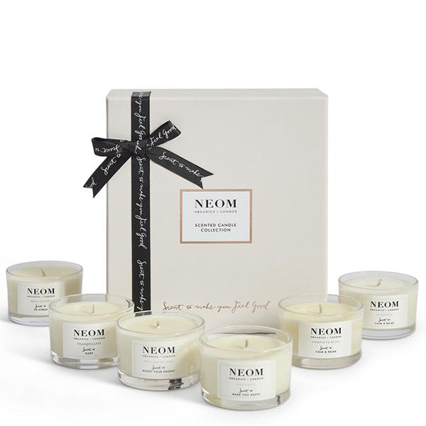 Neom Organics Scented Candle Collection