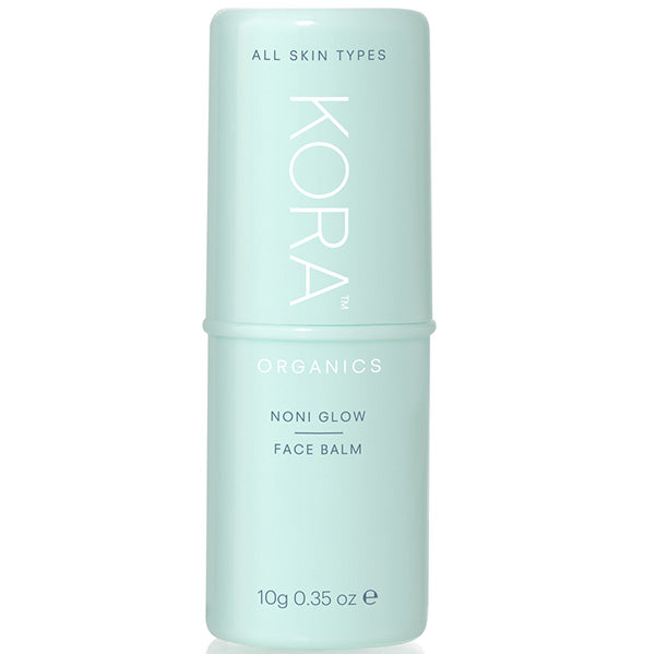 KORA Organics Noni Glow Face Balm, 10gr - for instant hydration anytime your skin needs that extra glow - alice&white sthlm