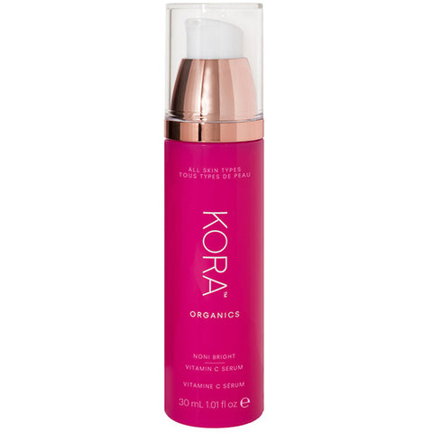 KORA Organics Noni Bright Vitamin C Serum, 30ml -  firms & smooths, reduces pigmentation & fine lines - alice&white sthlm