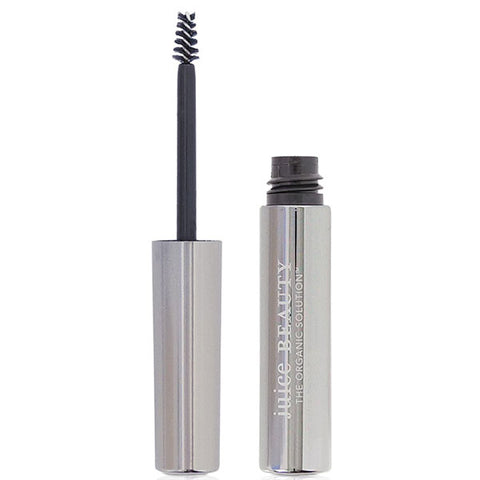 Juice Beauty PHYTO-PIGMENTS Brow Envy Gel, 2ml - Medium-Dark - organic tinted brush-on gel for fuller, thicker eyebrows