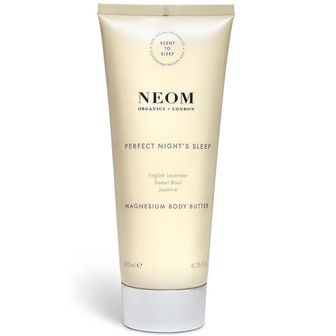 Neom Organics Perfect Night's Sleep Magnesium Body Butter, 200ml - Scent To Sleep