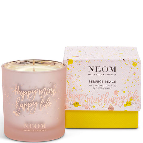 Neom Organics PERFECT PEACE Scented Candle 1 wick - Alice&white Sthlm