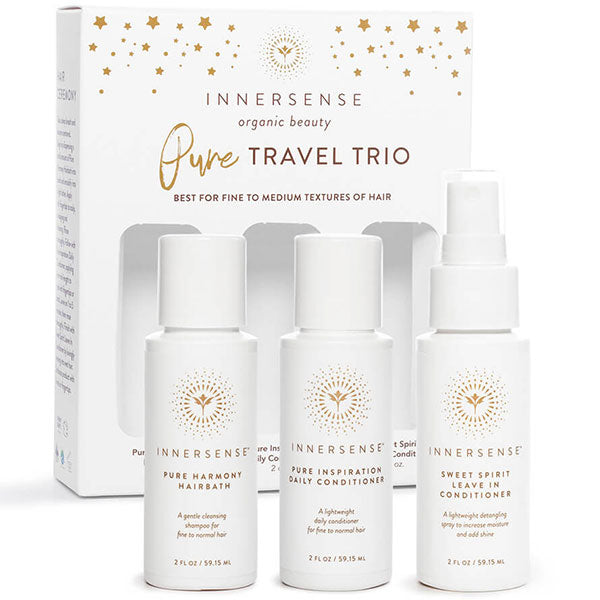 Innersense Pure Travel Trio - alice&white Sthlm
