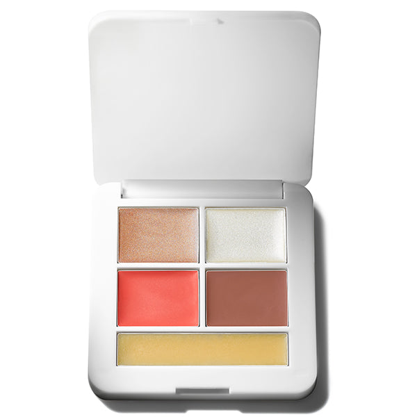 RMS Beauty Signature Set - Mod Collection, 5.67 gr - 100% natural organic make-up kit for a beautiful glow